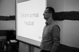 Sánta Csaba - Beindító tréning