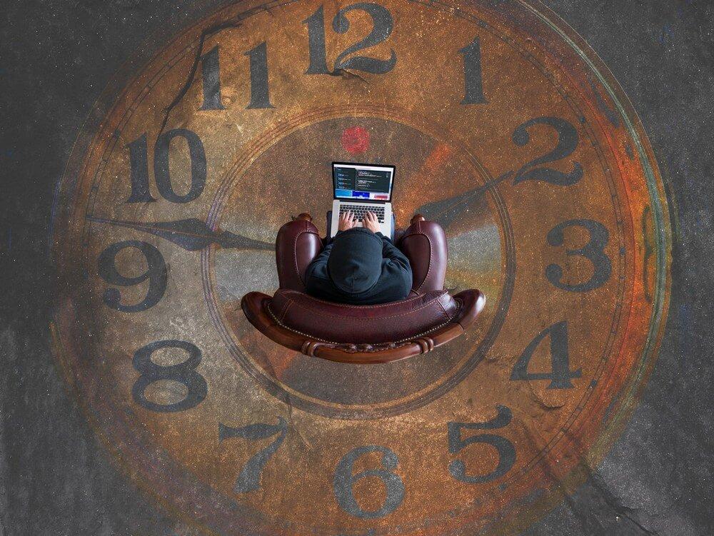 22-es csapdája: nincs időm tervezni