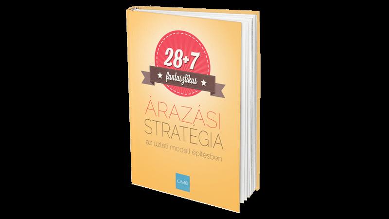Árazási stratégiák ebook