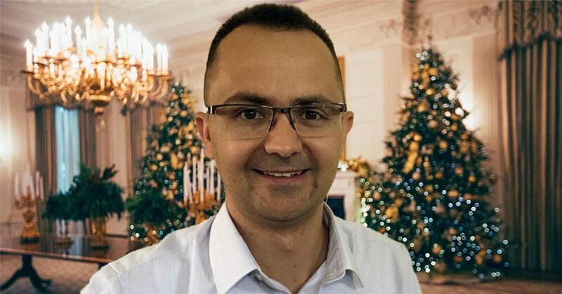 Sánta Csaba Karácsony