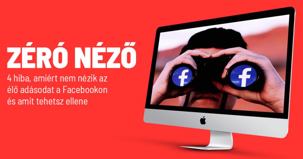 Hogyan legyen több nézője a Facebook élő adásnak